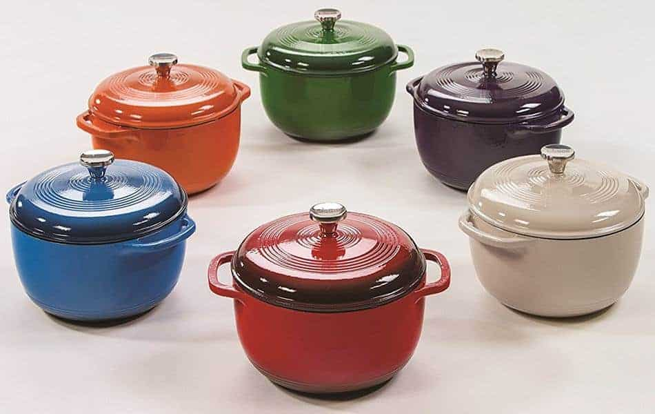 What kind of Dutch oven should I buy