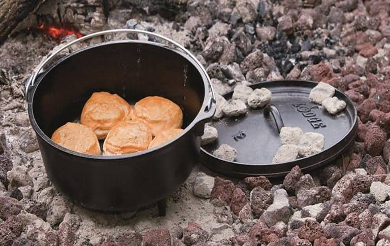 How to use a Dutch Oven While Camping