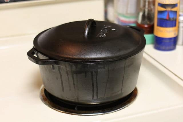How to Clean a Dutch Oven After Cooking