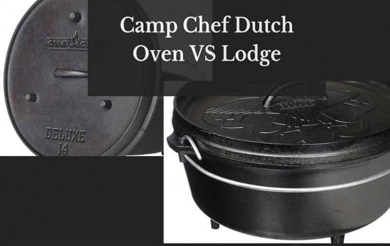 Camp Chef Dutch Oven Vs Lodge