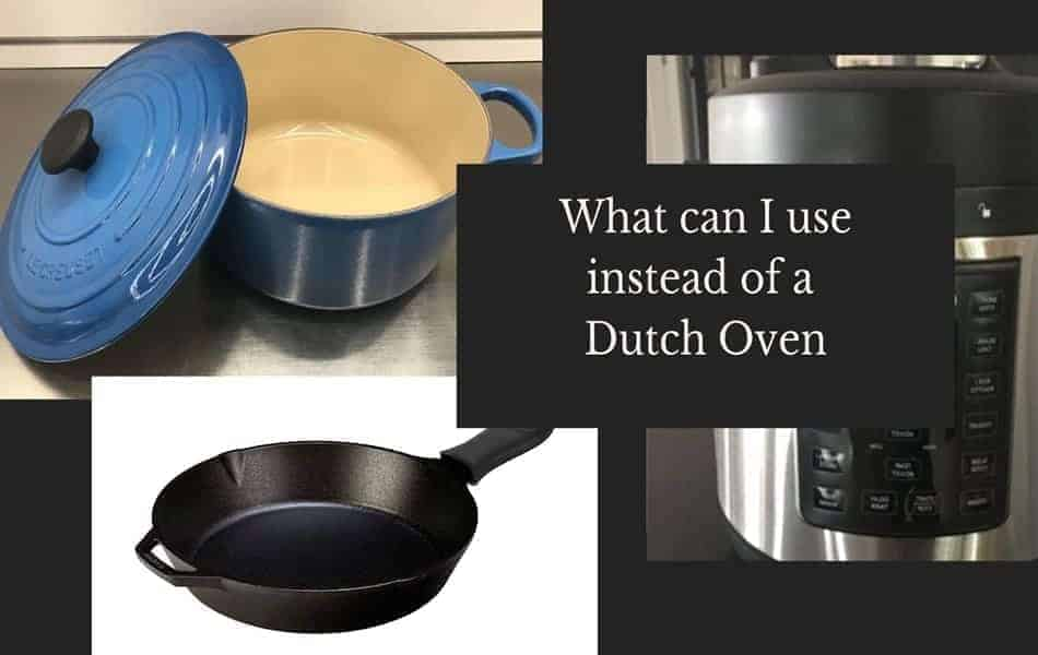 Alternatives to using a Dutch oven image