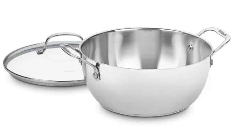 Cuisinart Chefs Classic Stainless Multi-Purpose Pot with Glass Cover Image