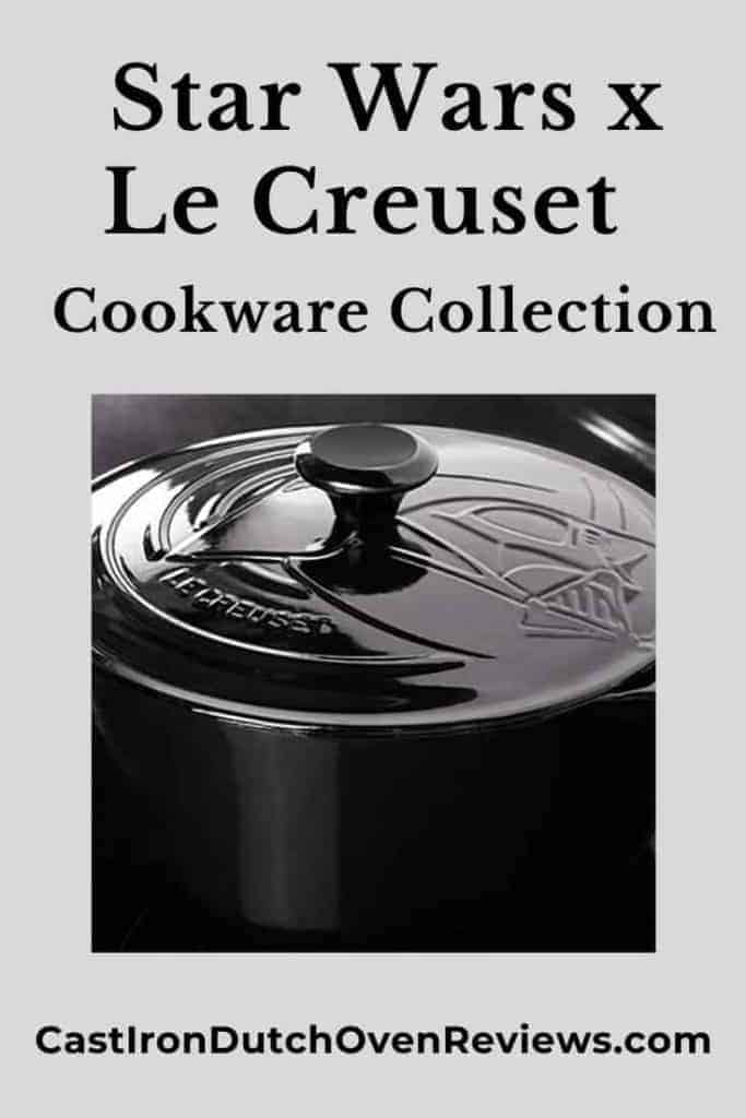 Star Wars c Le Creuset Cookware Collection