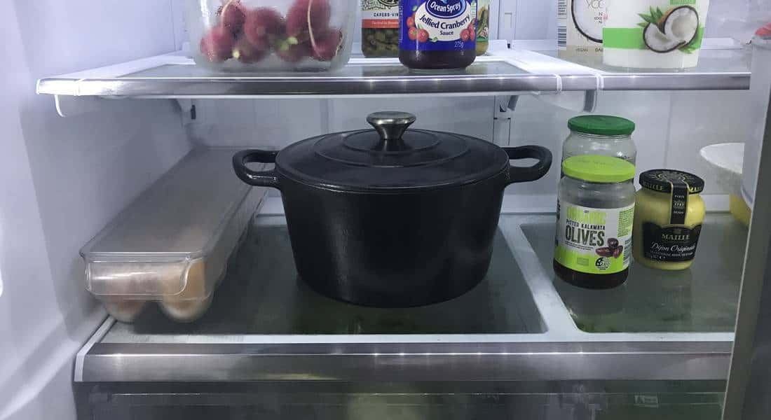 Can A Dutch Oven Go In The Refrigerator