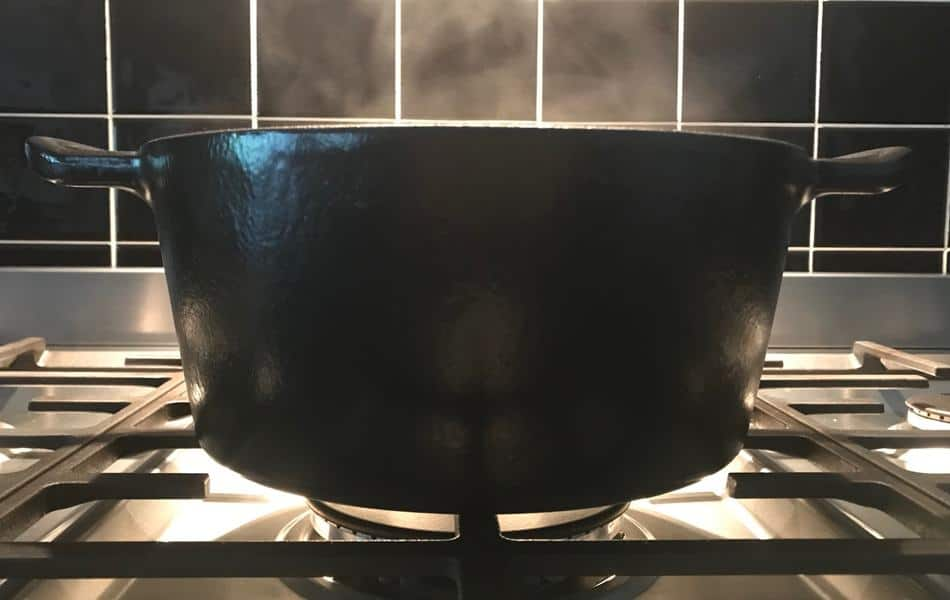 Can You Boil Water in a Dutch Oven Is It Safe To do So