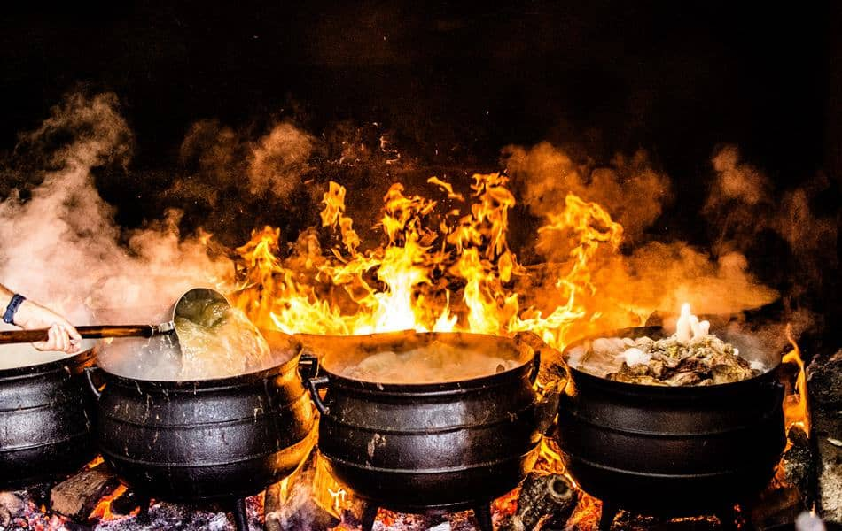 How Hot Can A Dutch oven Get Before Its Dangerous - Hot Cauldrons