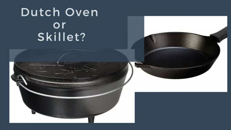Can I Use a Dutch Oven Instead of a Skillet?