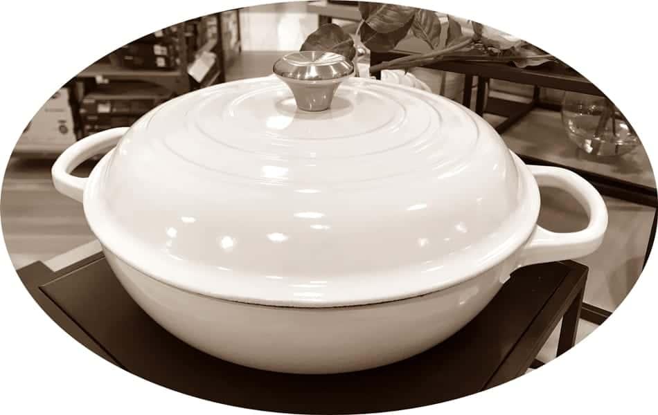 Le Creuset Enamel Cast Iron Cooker
