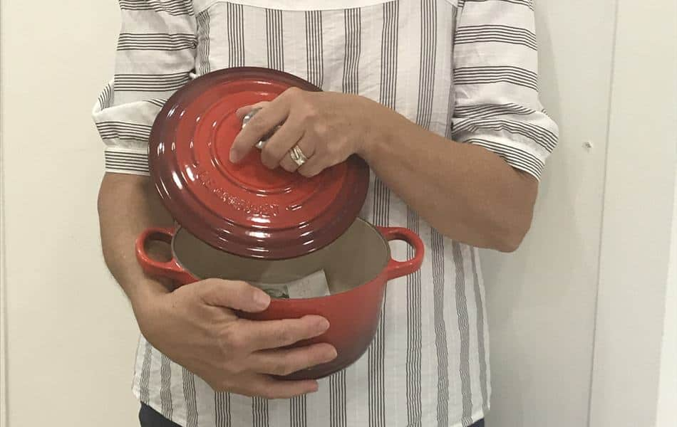 Shopping for a new le creuset Dutch oven