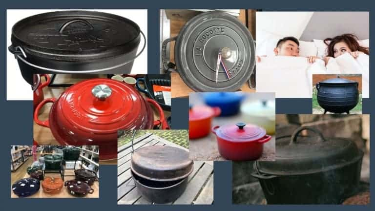 Types of Dutch Ovens Including a Surprise One