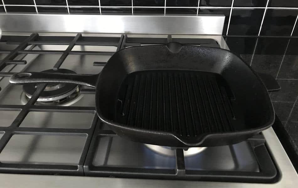 Should i buy pre seasoned cast-iron?