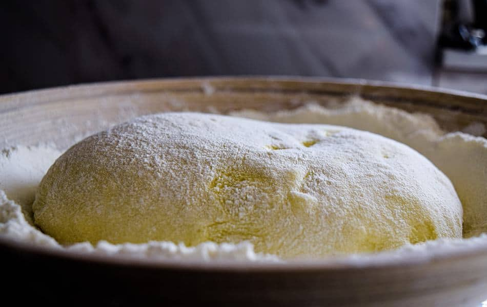 Can You Make Bread in an Oval Dutch Oven loaf rising image