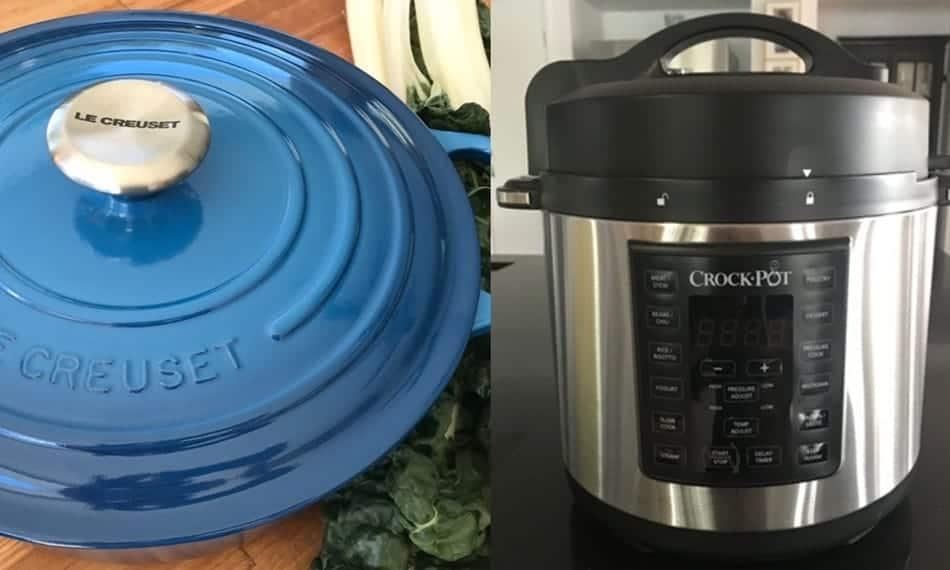 Dutch Ovens VS Pressure Cookers