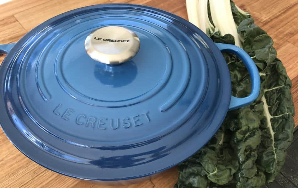 Is Enameled Cast Iron Cookware Safe