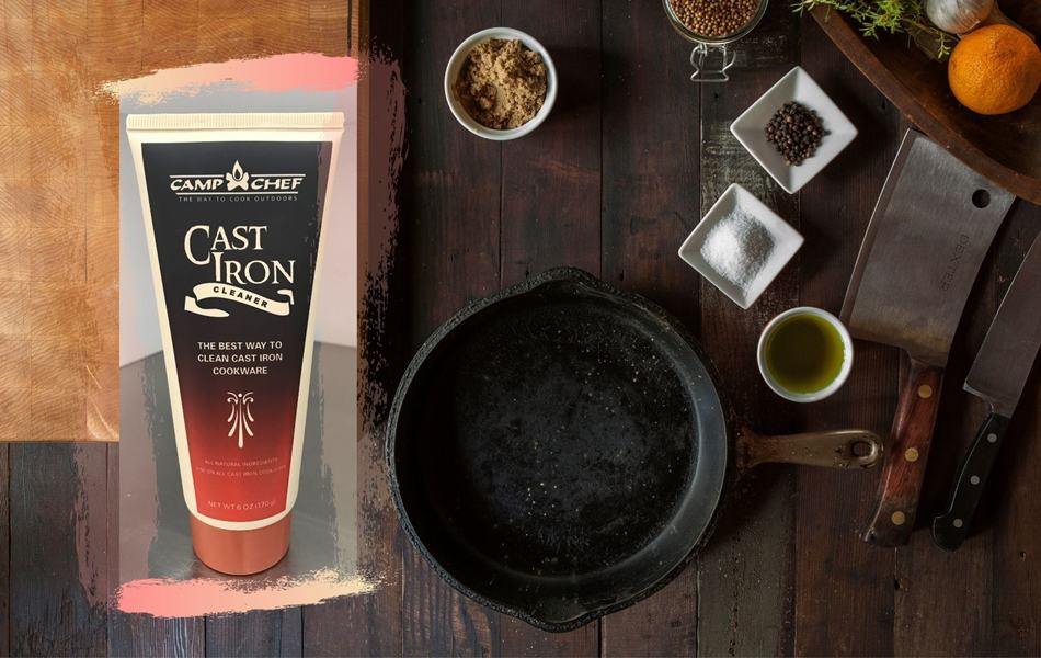 What is cast iron conditioner
