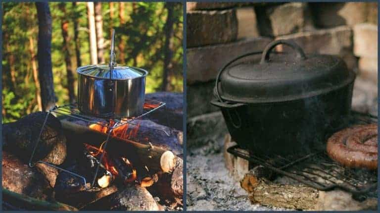 Aluminum vs Cast Iron Cookware – What Is the Difference?