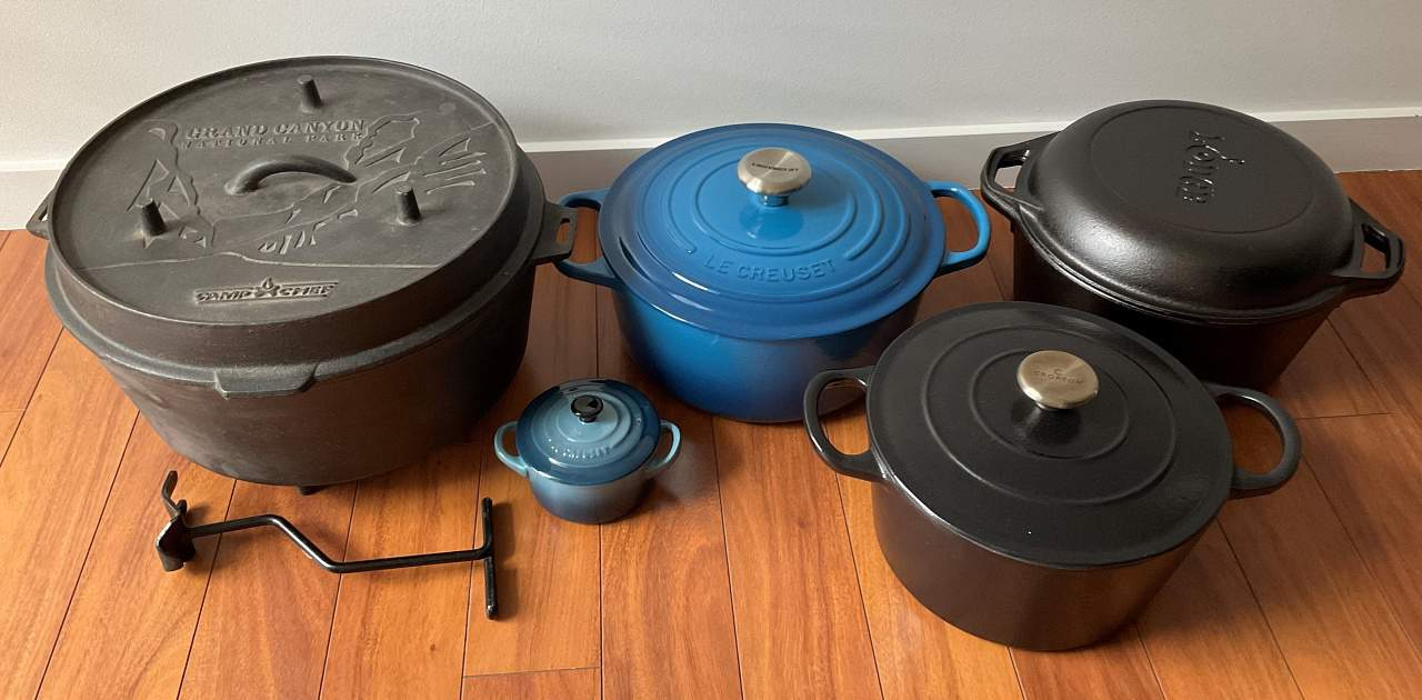 What Is the Best Size Dutch Oven to Buy? Serves|Shape ...