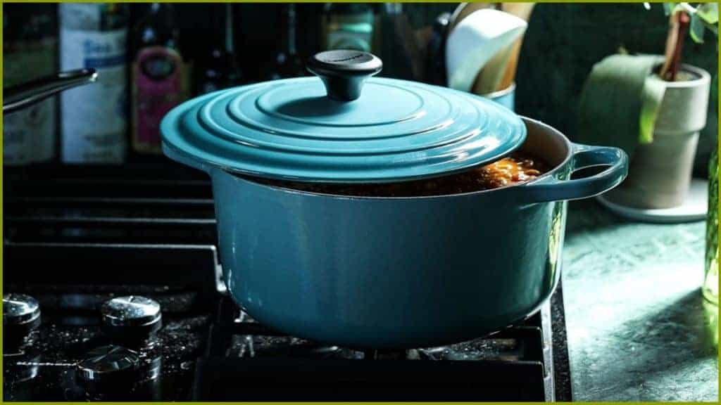 How To Use A On Stove Top, Enameled Cast Iron Cookware On Glass Top Stove